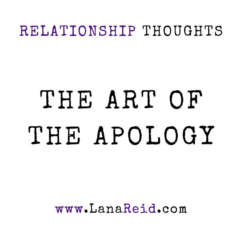 Lana Reid- Relationship Thoughts